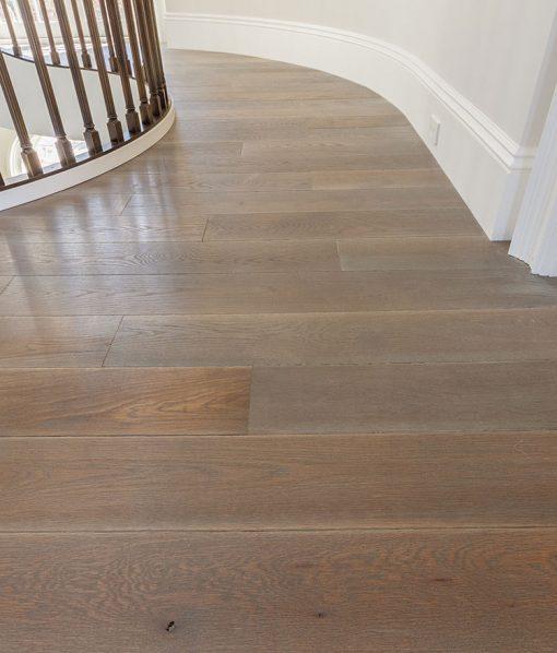 Copper UV-Oiled Wood Flooring