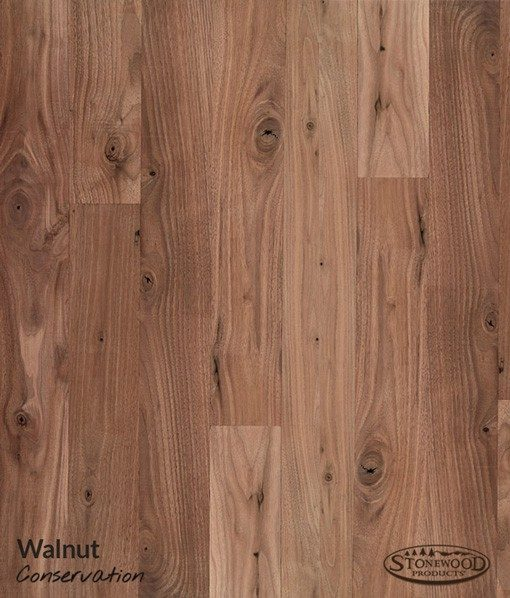 walnut hardwood floor