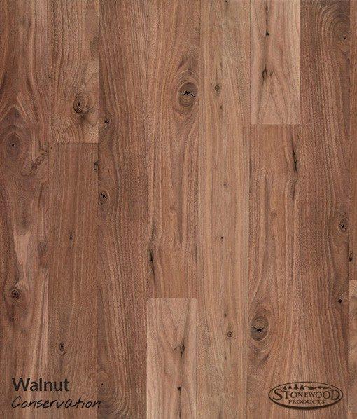 walnut hardwood floor
