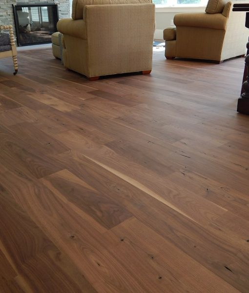 walnut floors
