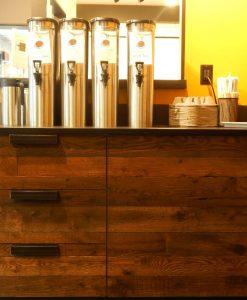 wood walls architect spec