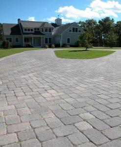 Yankee Cobble Driveway