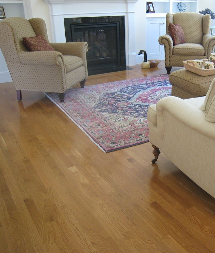 White oak flooring hardwood floors unfinished for Hardwood flooring deals