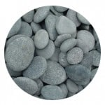Black Mexican Beach Pebbles