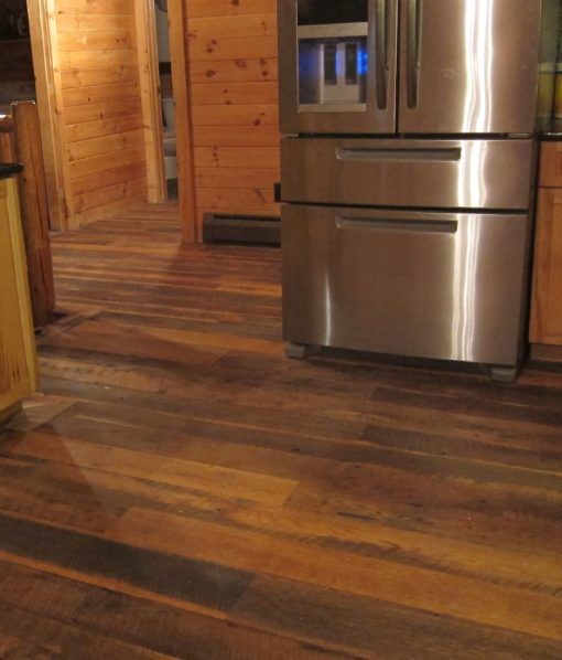 Heavy Sawn Oak Hardwood Flooring