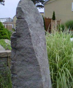 Reclaimed Stone Monument