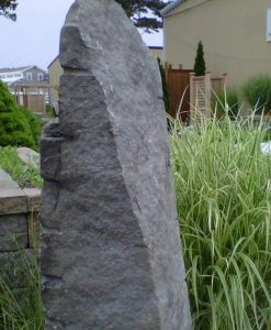 Reclaimed Stone Monument