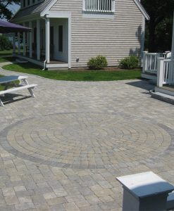 Yankee Vineyard Blend Circle Pavers