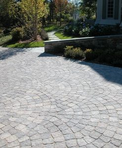 Yankee Qarry Blend Circle Pavers
