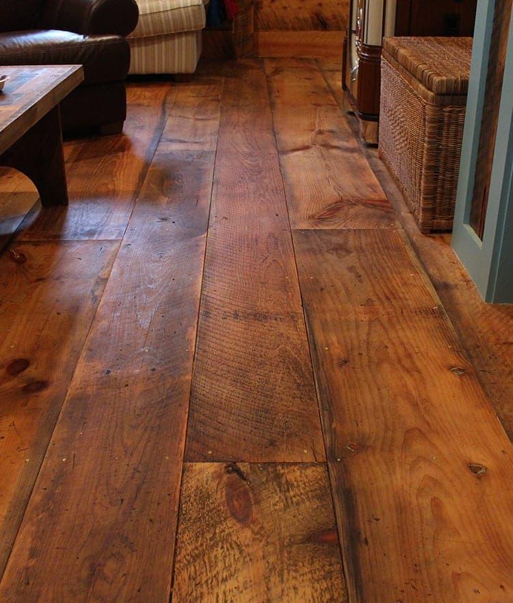 Ponderosa Pine Flooring Stonewood Products