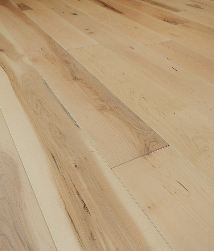Maple prefinished oil flooring great value ships for Prefinished flooring