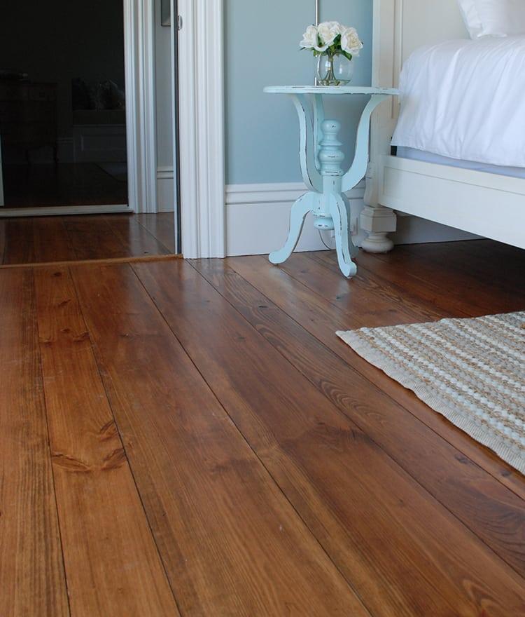 Heart Pine Floors