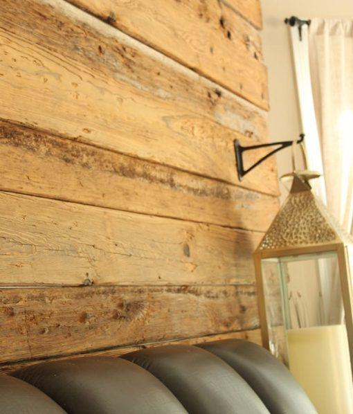 Mushroom Wood Wallboarding