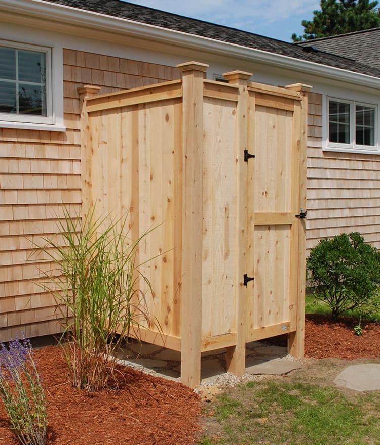 Outdoor Showers Shower Kits Plans Enclosures On Sale
