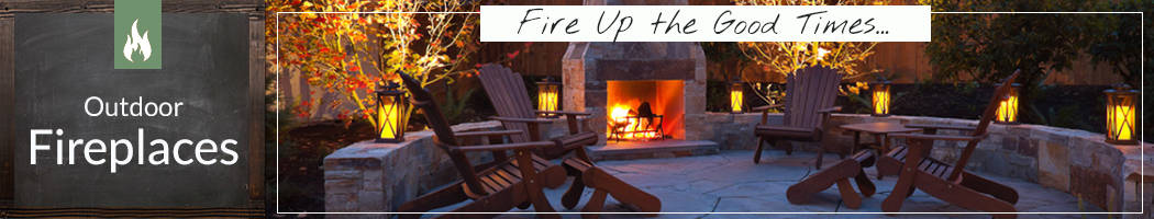 fireplaces outdoor