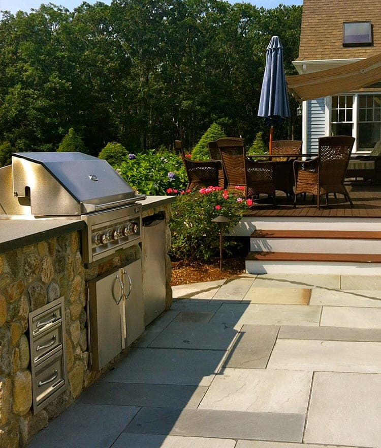 Outdoor Kitchen Kit | Plymouth, MA | Stonewood Products