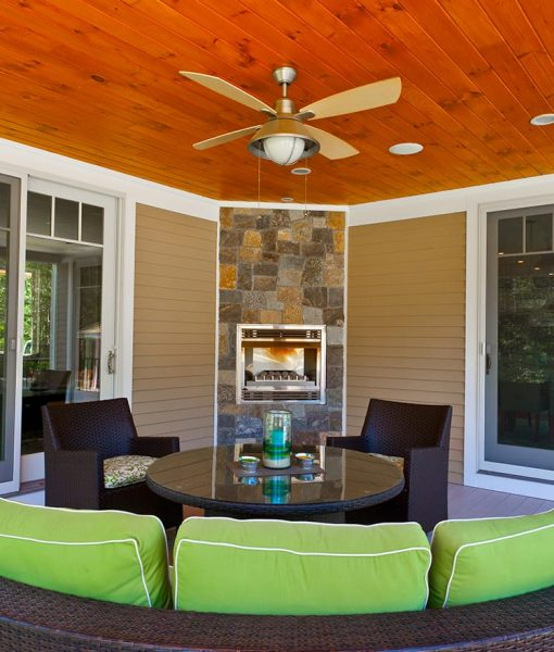 Pine Ceiling Paneling