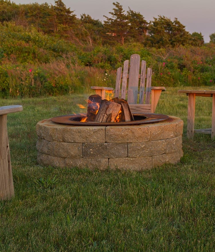 Outdoor Kitchens Kits Cape Cod Ma Ct Ny: Smokeless Fire Pit - Wood Burning