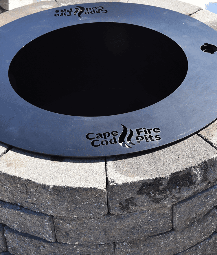 Smokeless Cape Cod Fire Pit Insert - Smokeless Fire Pit - Wood Burning Cape Cod Boston MA RI CT NY