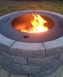 Smokeless Firepit Quarry Blend