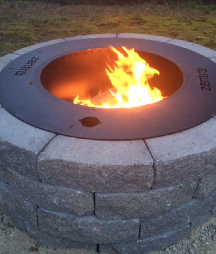 smokeless pit wood burning cape cod boston ma ri ct ny