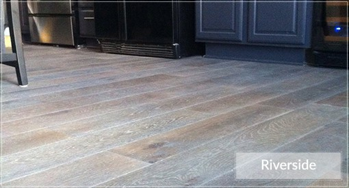 Prefinished Structured Hardwood Flooring Empire Collection