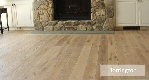 Oiled Wood Flooring High Plains Collection