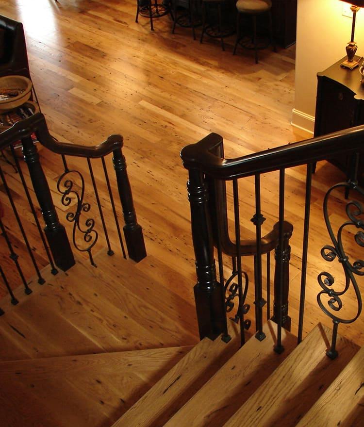 reclaimed-chestnut flooring