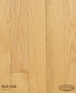 red oak select hardwood flooring