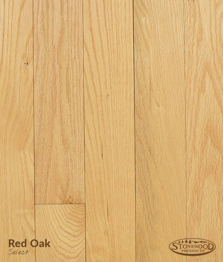 Prefinished red oak flooring chatham for Prefinished oak flooring