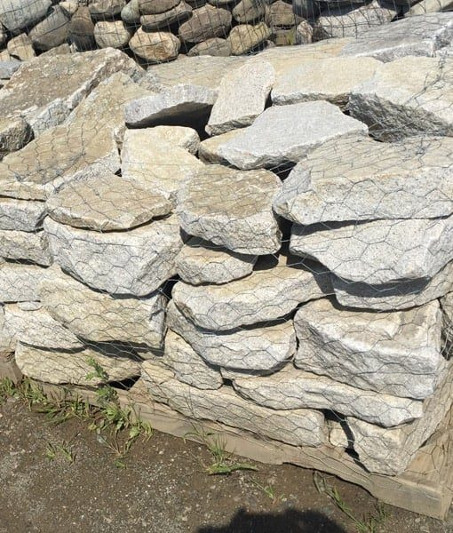 granite wallstone pallets
