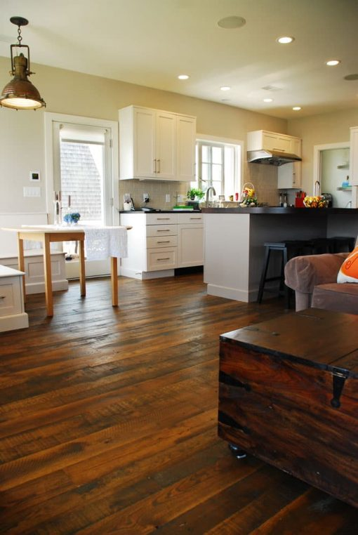 prefinished wood flooring