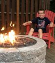 family-Bayview-Cape-Cod-Fire-pit-deck-MA