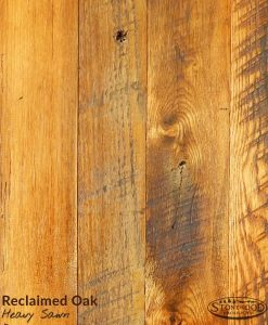 heavy sawn oak