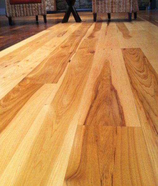 hickory plank flooring