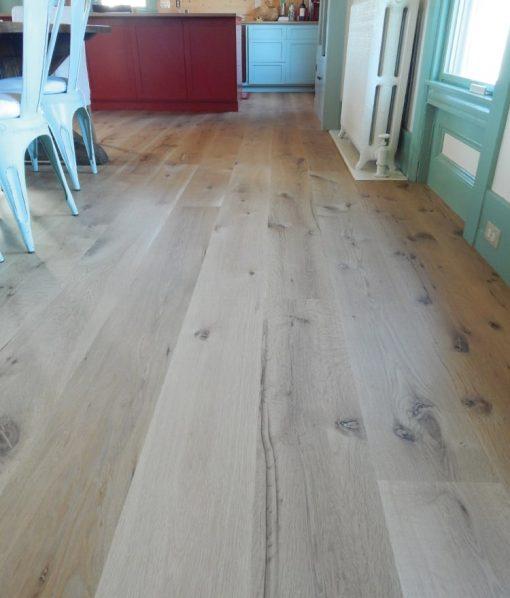live sawn oak floors