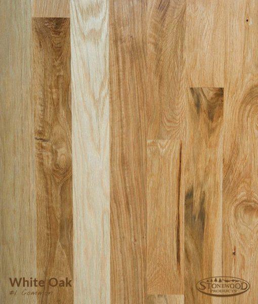 white oak wood flooring