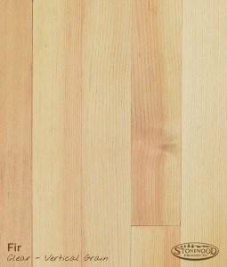 Clear Grade Fir Flooring