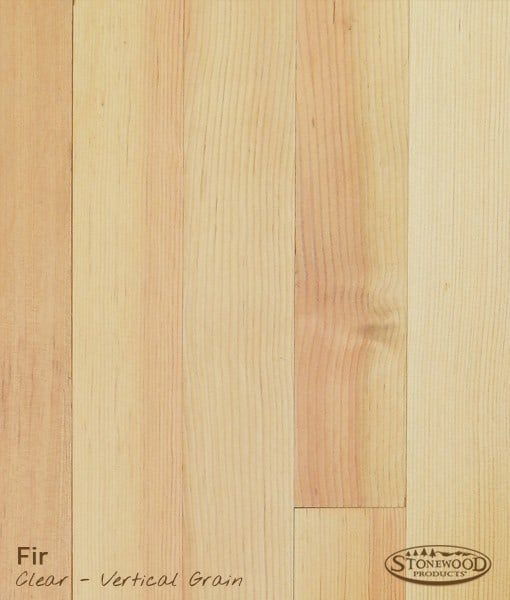 clear vertical grain fir