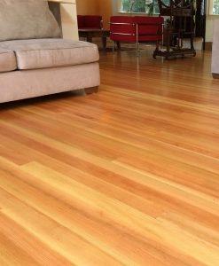 clear fir living room