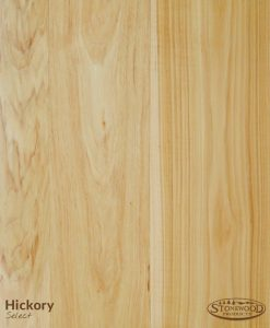 hickory flooring select grade