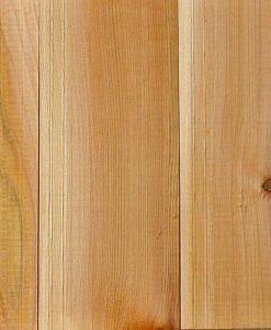 knotty cedar