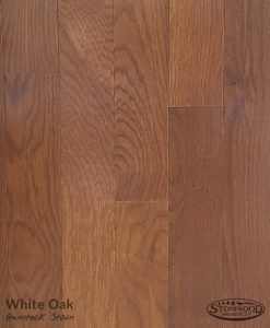 prefinished white oak flooring select grade