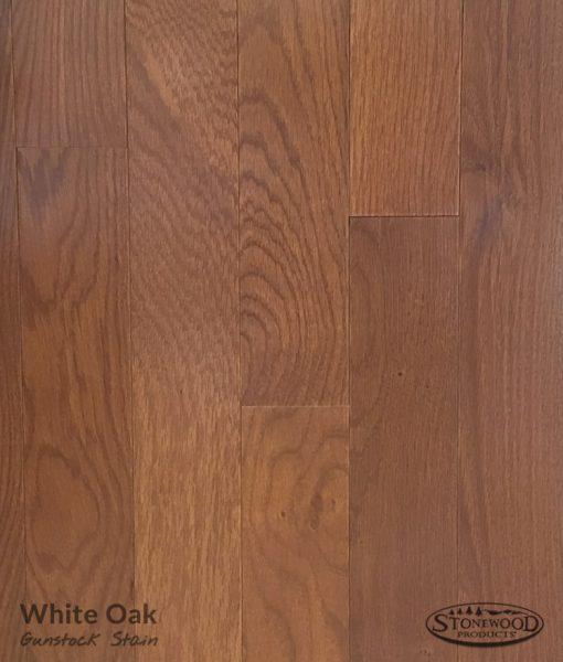 prefinished white oak flooring select grade