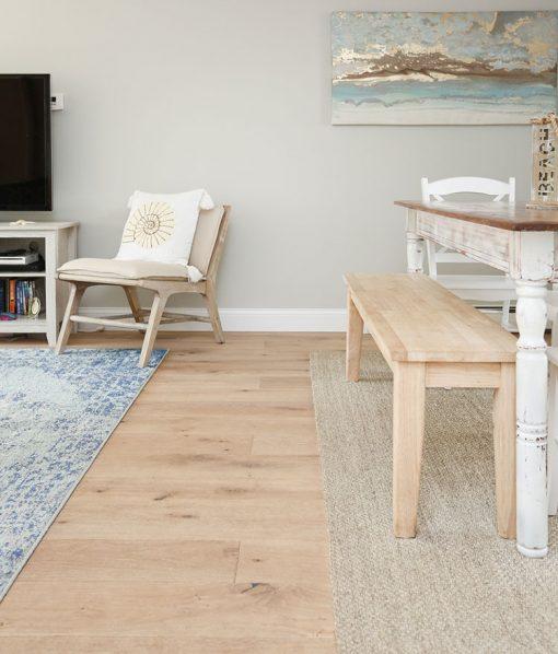Engineered hard wood floors - Structured Sawyer Mason Oak Bluffs