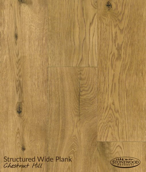 Engineered Hardwood Floors - Chestnut Hill by Sawyer Mason Structured Wide Plank
