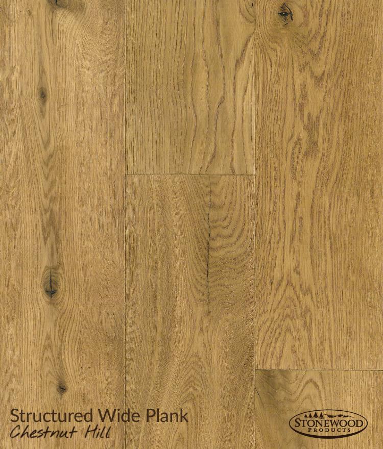 Engineered Hardwood Floors - Chestnut Hill by Sawyer Mason Structured Wide Plank