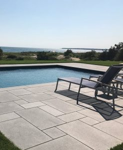granite stone pool