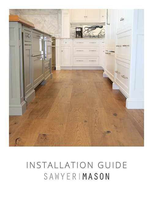 Sawyer Mason Installation Guide