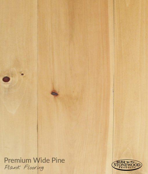 premium pine floor